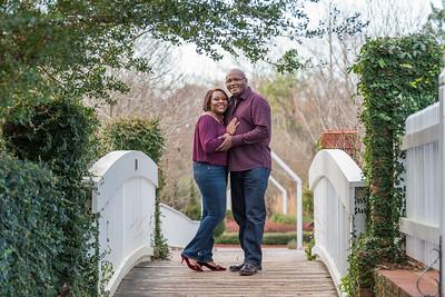 Wayne and Ethel Engaged-5