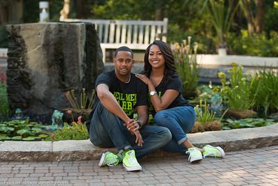 Whitney and Antonio Engage-1
