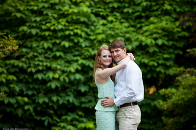 Kayla and Will Engaged-4