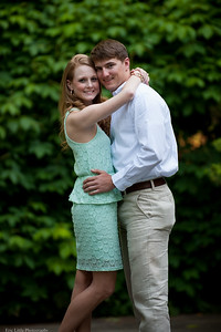 Kayla and Will Engaged-5