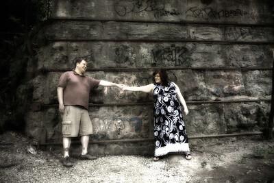 Jenny & Dan Engagement