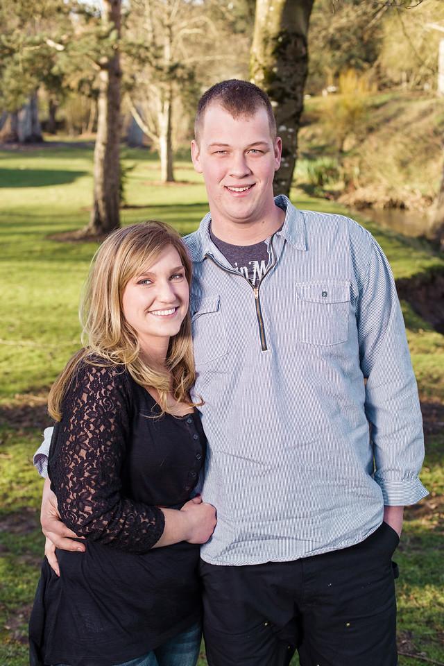 Kayla and Dalton