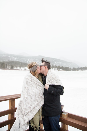 Laura and Riley Engaged