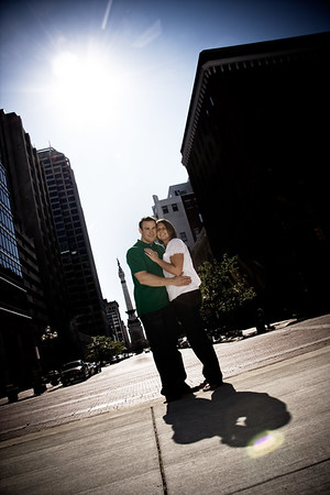 Lyndi and Ryan Engagement