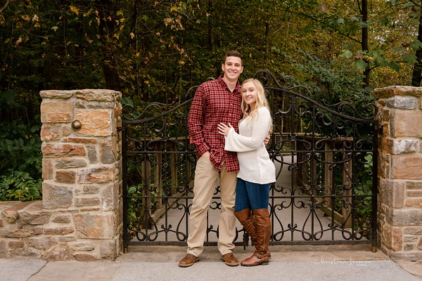Engagement Photographer in Fallston Maryland