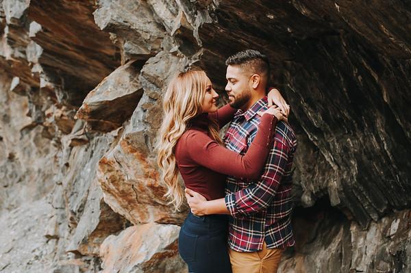 Elia + Karah // Utah Engagement Photography