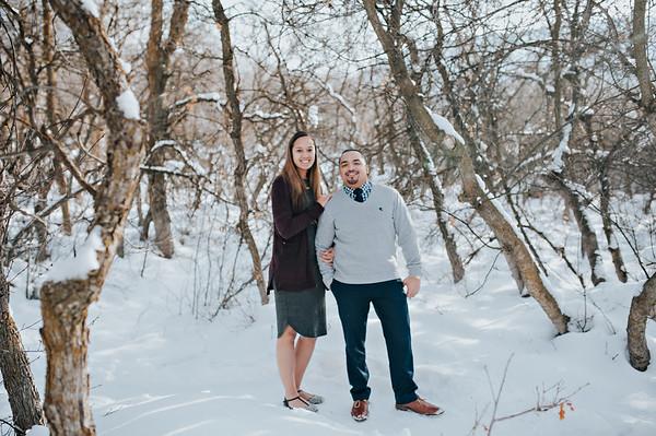 Nytro + Maline // Utah Engagement Photographer