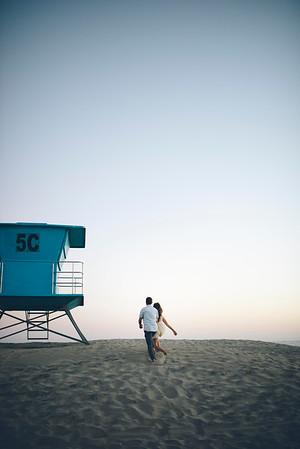 Andrew & Renee  San Diego Engagements