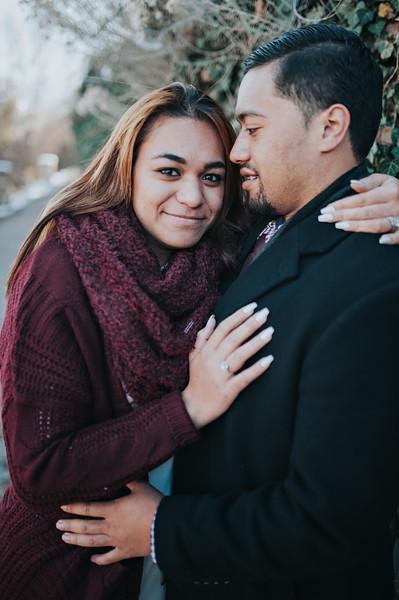 Saia + Debra // Utah Engagement Photography