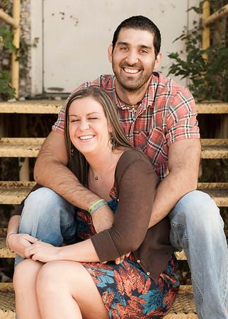 Tony and Emily