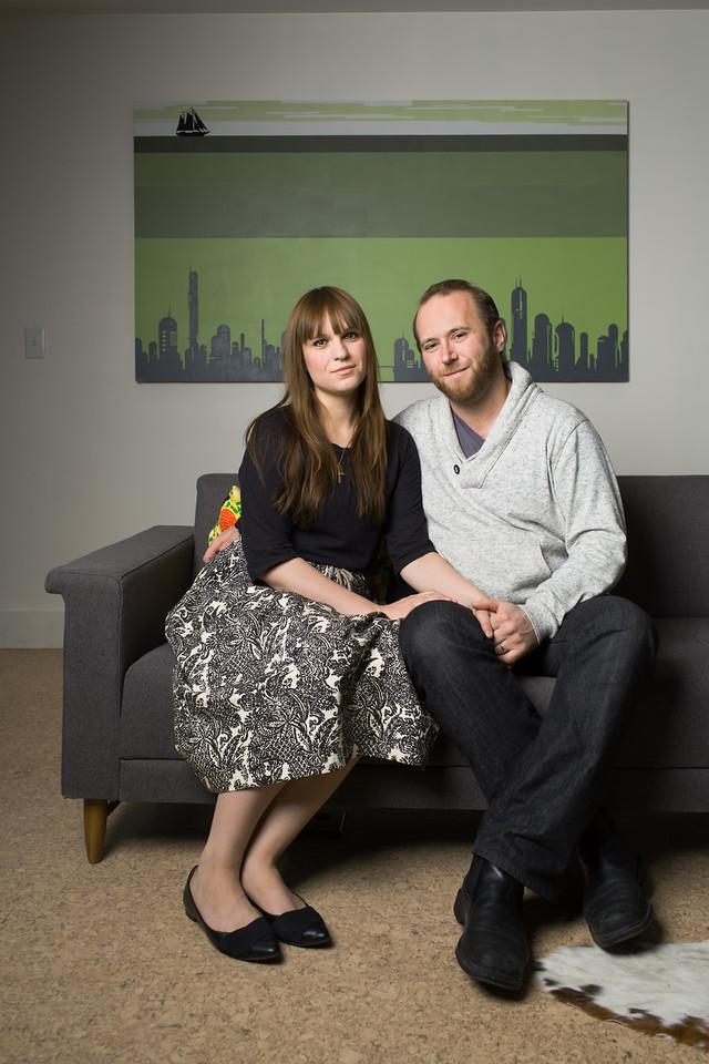 Andrew & Brianna Volk