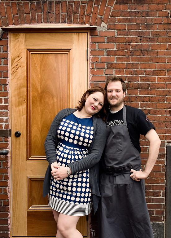 Chris & Paige Gould