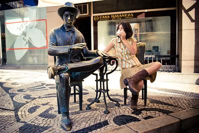 Cowgirl and Pessoa