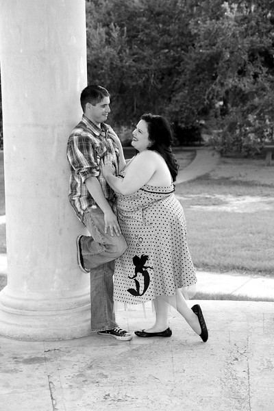Erica & David, Engagement