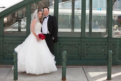 Erik and Antonella bridal session