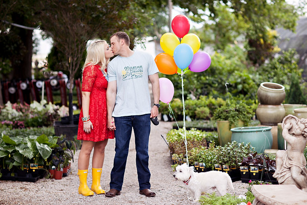 Erin and Lee - Pre Deployment Shoot