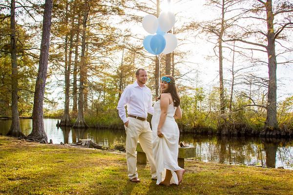 Esra & Shane {Maternity}