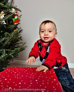 Ethan Christmas 2013
