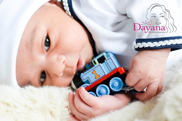 Evan - Newborn