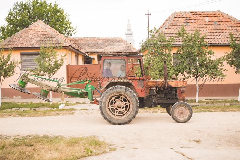 Olcea, Romania