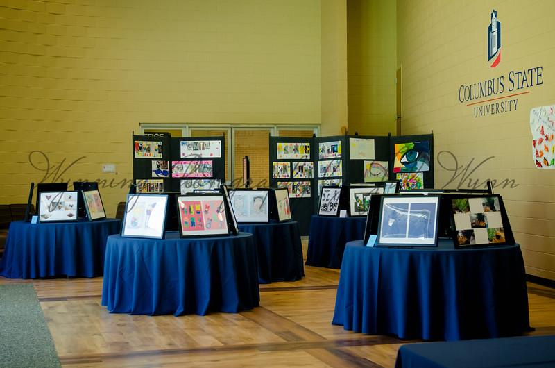 EYC 2015 Spring Arts Reception