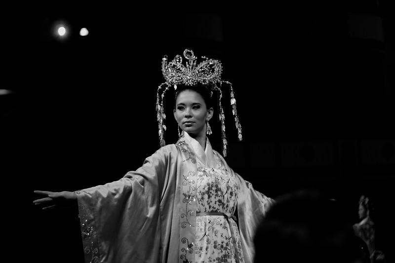 NY Fashion Week  - Chinese traditional