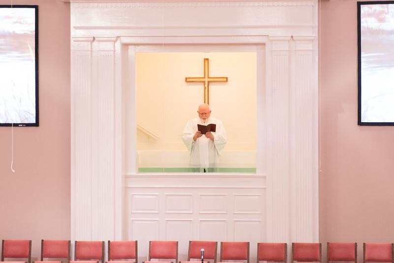 Baptisms - January 18, 2015