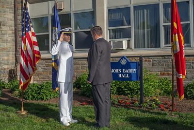 Event Photographer - Villanova ROTC Navy Commissioning
