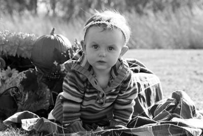 Evie & Violet - Autumn 2011