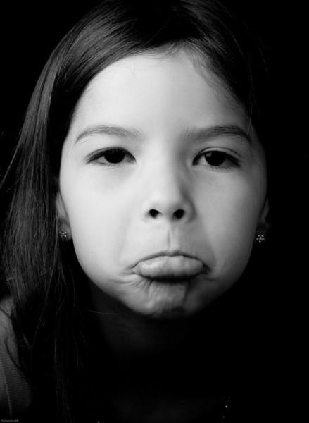 Sad - pouting #2