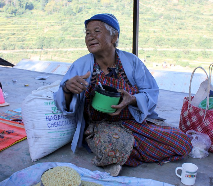 Faces of Bhutan