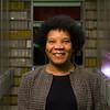Portrait of Criminal Justice Professor Frankie Bailey.  Photographer: Paul Miller