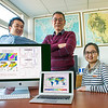 "Professor Wei-Chyung Wang at the University at Albany's Atmospheric Sciences Research Center (ASRC) has served as the U.S. Chief Scientist for the ""Climate Sciences"" agreement between the U.S. Department of Energy and China's Ministry of Sciences and Technology. Wang studies climate changes in China, using both climate models and climate information extracted from historical documents. Photographer: Mark Schmidt"