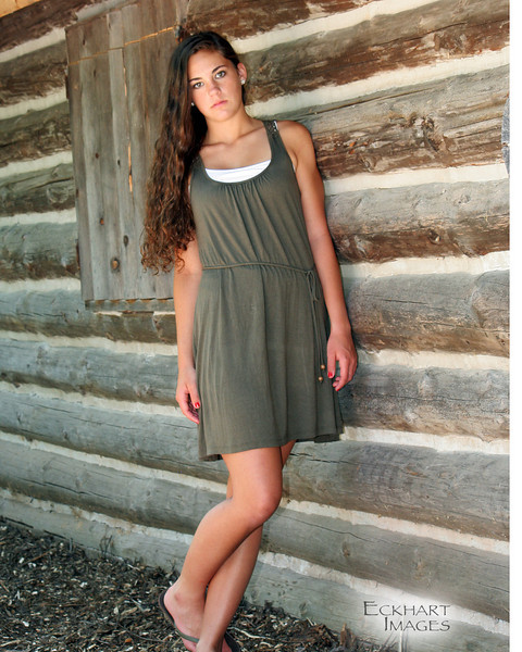 Faith - Senior pictures