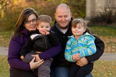 Fall 2011 Jordan and Sarah