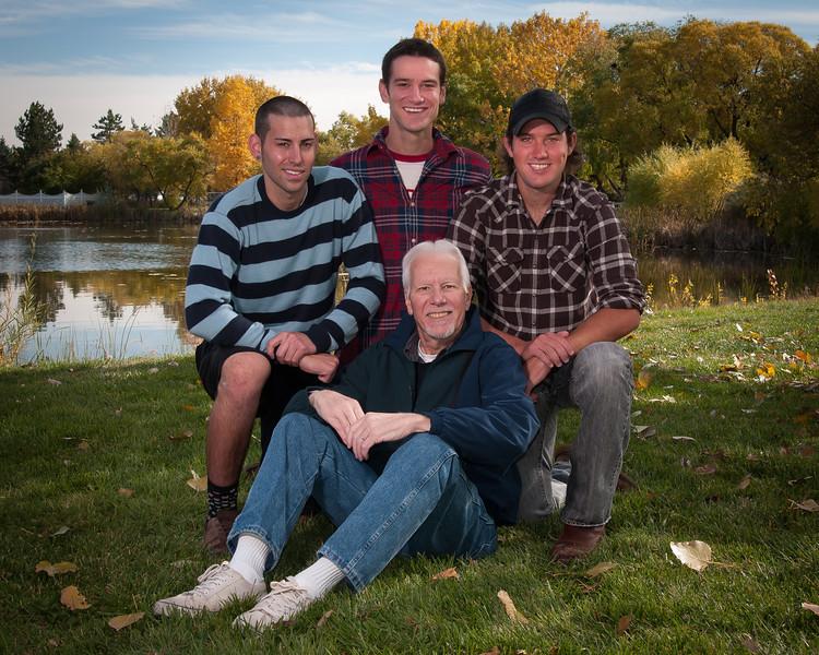 Fall 2013 Family Portraits