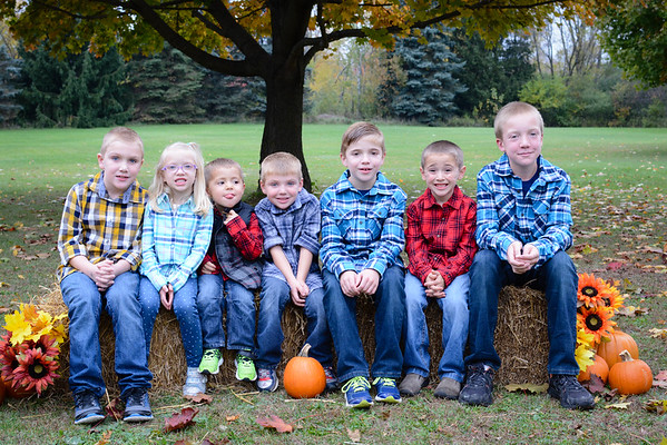 Fall Family Session!