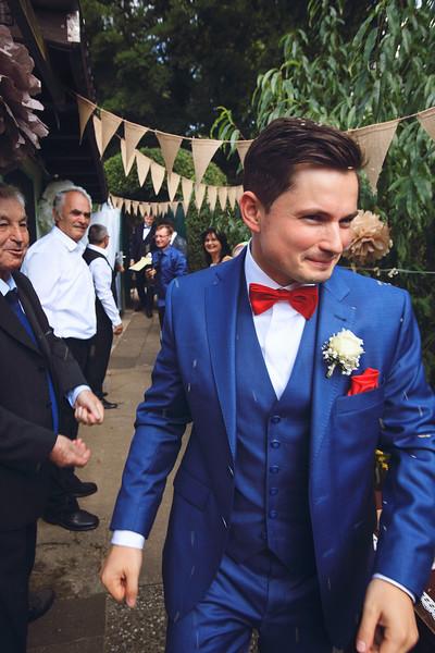 Vitali. Krefeld Wedding, Germany, 2017.