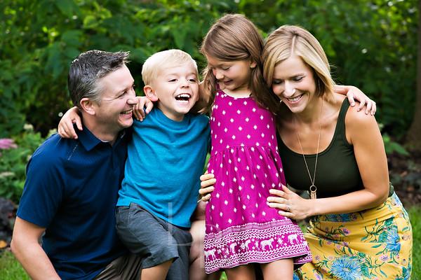 2018 8.29 Williams Family | Portraits