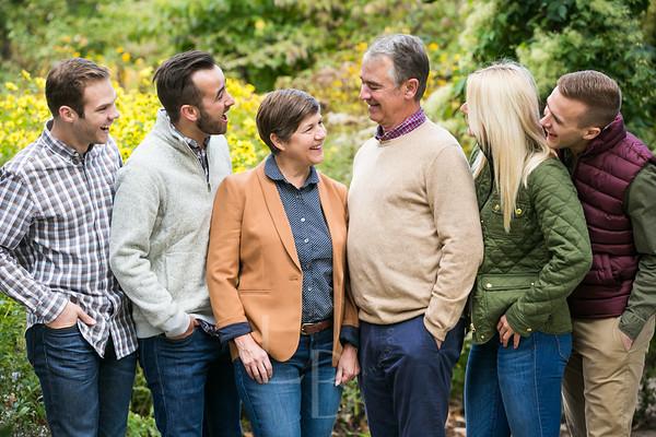 2017 9.28 Rader/Watson Family | Minnehaha Falls