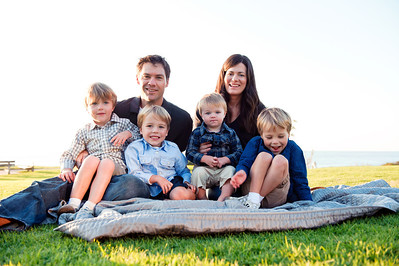 Del Mar Family Photographer