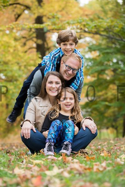 Albert Family Portraits 2017