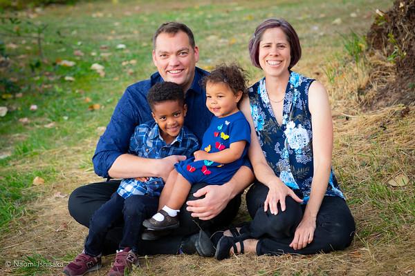 Allmendinger Family
