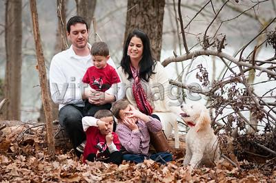 Ana Stephens Family Portraits