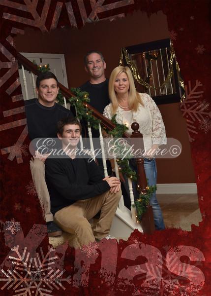Christmas card suggestion (5x7)