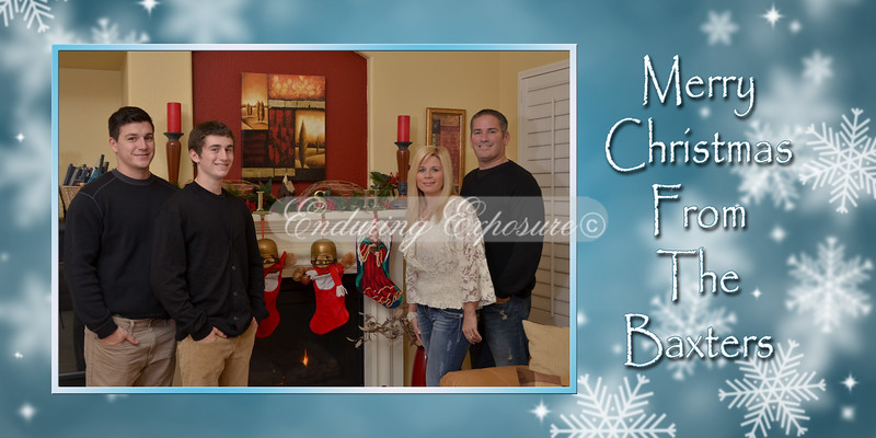 Christmas card suggestion (post card)