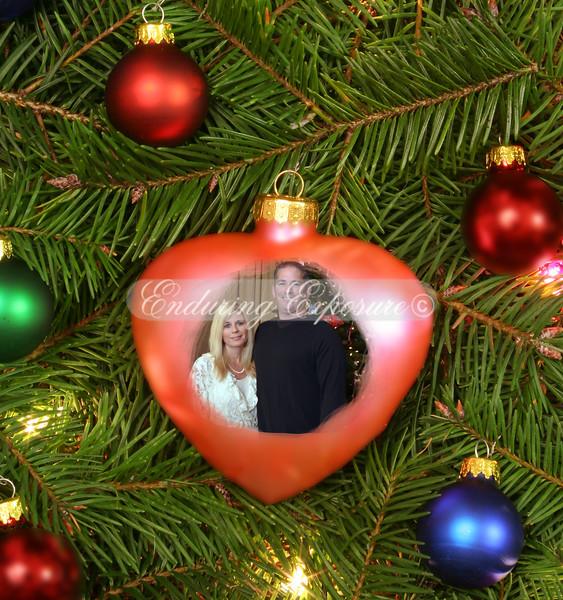 Mark & Patty solo Christmas card
