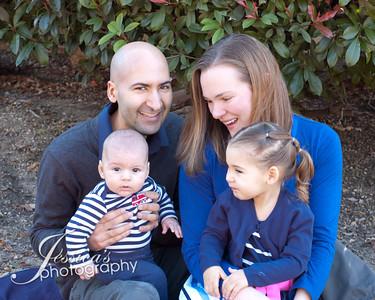 April & Anthony Family