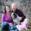 Carl Bruce Family Portraits