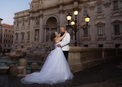 Celebration in Rome